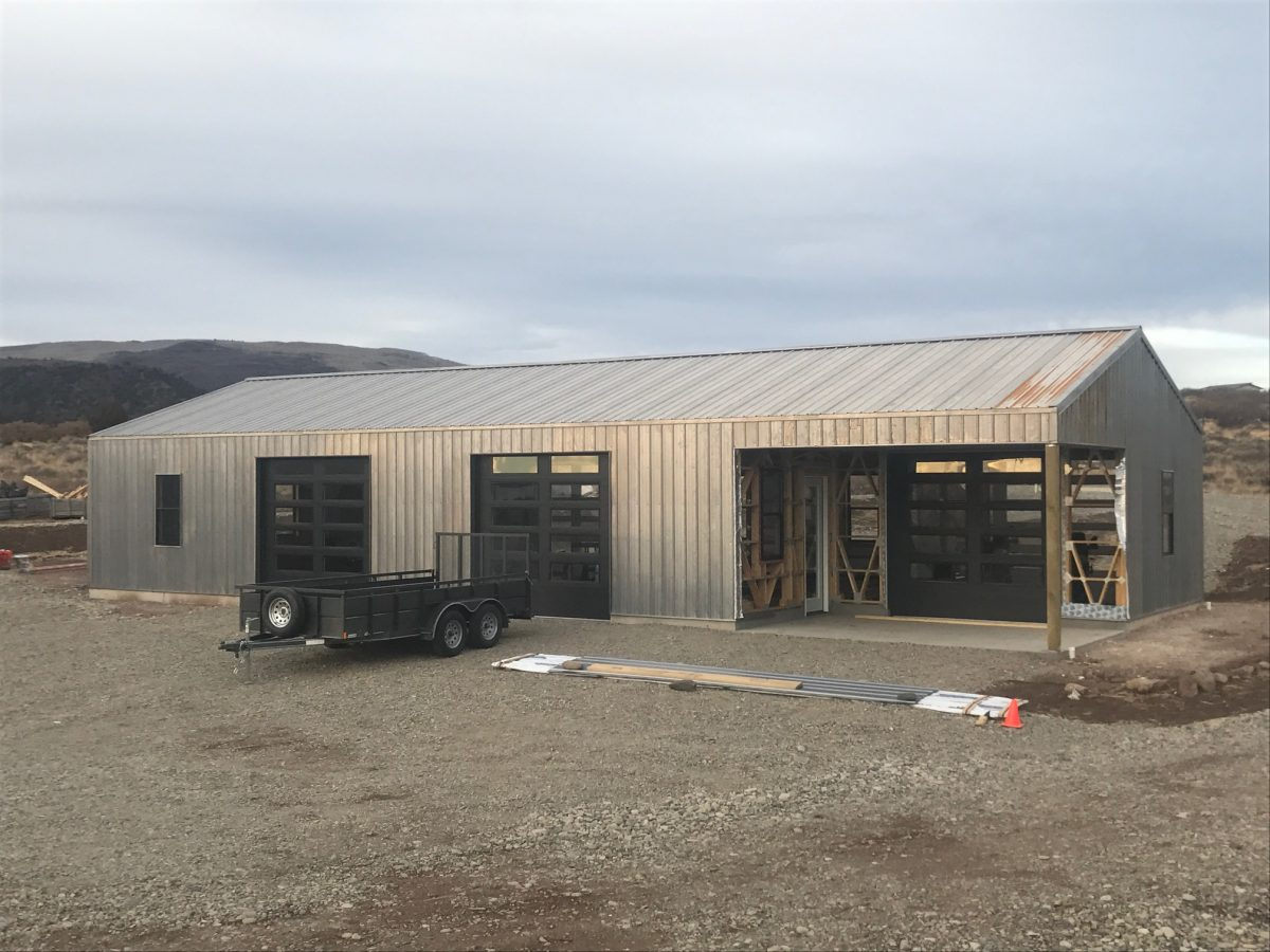 Agricultural Metal Building System