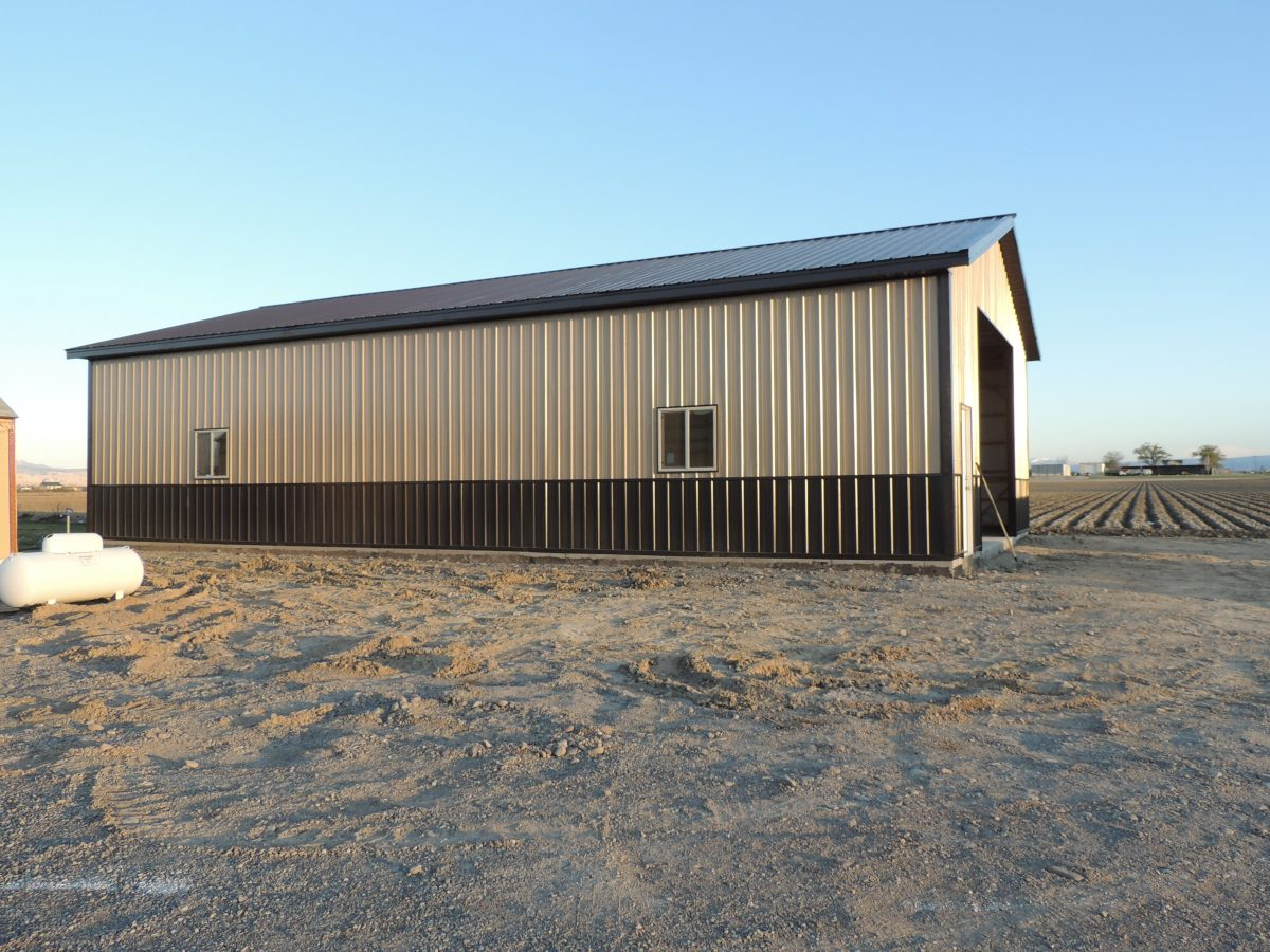 32x56x12 - Metal Building in Delta, CO