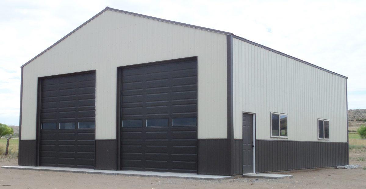 Garage Metal Building by LOOK Buildings