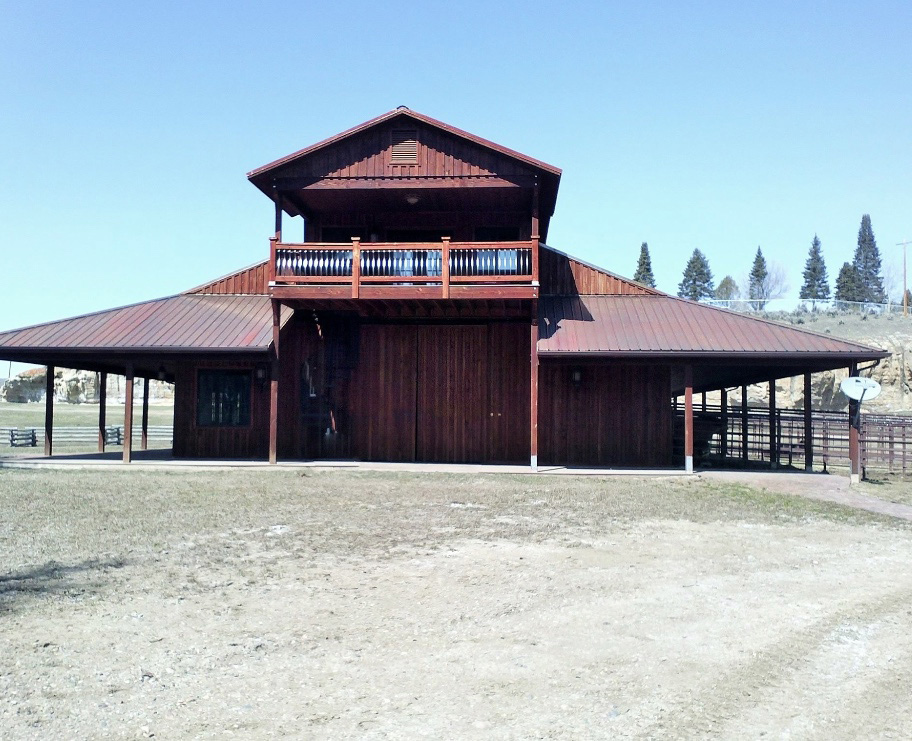 Horse Barn - Agricultural Building